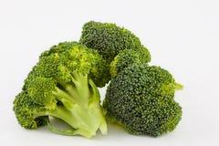 BroccoliBrassicaoleracea Arkivbilder