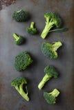 Broccoliflorets Royaltyfria Bilder