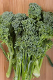Broccolini florets Stock Images