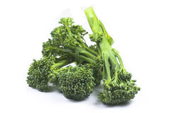 Broccolini fresco Imagem de Stock Royalty Free