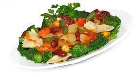 broccolisallad Arkivbild