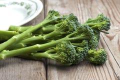 broccolitenderstem Arkivfoto