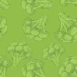 broccolo Immagini Stock