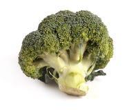 Broccolo fresco Immagini Stock