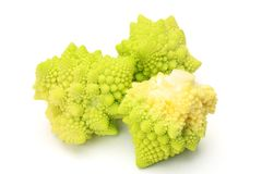 Broccolo romanesco Stock Photography