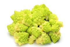 Broccolo romanesco Arkivbild