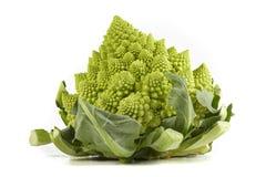 Broccolo romano Immagini Stock Libere da Diritti