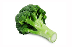 Broccolo verde fresco Fotografie Stock Libere da Diritti