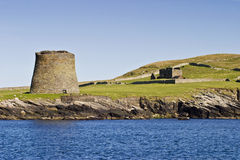Broch of Mousa royalty free stock photo