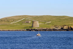 Broch of Mousa Royalty Free Stock Image