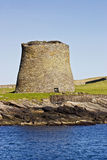 Broch of Mousa Stock Images