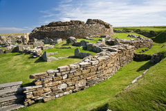 Broch von Gurness Stockfotos
