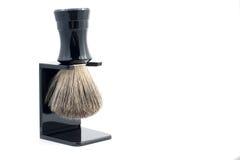 Brocha de afeitar Imágenes de archivo libres de regalías