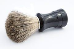 Brocha de afeitar Foto de archivo