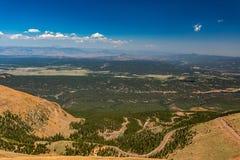 Brochets le Colorado maximal photos libres de droits