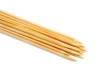 Free Brochette Wooden Sticks Royalty Free Stock Image - 6050416