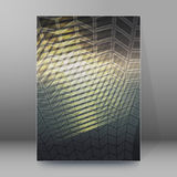 Brochure cover template vertical format glowing background39 Stock Photos