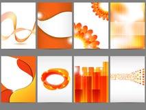 Brochure design Royalty Free Stock Image