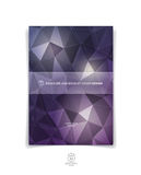 Brochure design, flyer, cover, booklet and report layout templat Royalty Free Stock Images