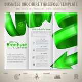 Brochure Design Template Stock Photos