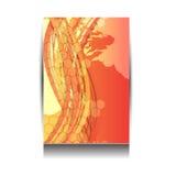 Brochure/insecte d'affaires Photos stock