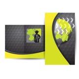 Brochure/insecte d'affaires Photo libre de droits