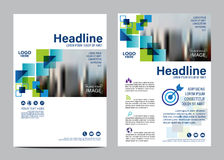 Brochure Layout design template. Annual Report Flyer Leaflet cover Presentation Modern background. illustration vector in A4. Size stock illustration