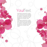 Brochure Template. Vector brochure template, layout,easy to re size or change color Stock Photography
