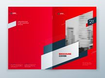 Brochure template layout design. Corporate business annual report, catalog, magazine, flyer mockup. Creative modern. Bright concept dynamic shape vector illustration