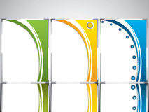 Brochures Image libre de droits