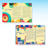 Brochures 6 Royalty Free Stock Images