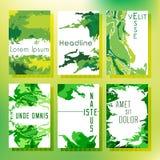 Brochures14 vector illustration