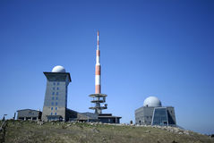 Brocken stockbild