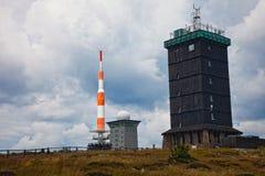 Brocken Berg in Harz, Duitsland Royalty-vrije Stock Afbeeldingen