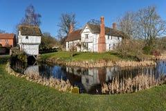 Free Brockhampton Manor And Gatehouse, Herefordshire, England. Stock Image - 110287191