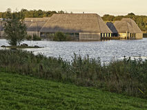 Brockholes visitor centre Royalty Free Stock Images