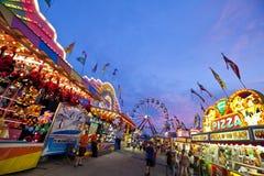 Brockton Fair Royalty Free Stock Photos