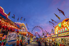 Brockton Fair stock photography