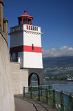 Brockton Point Lighthouse Royalty Free Stock Photos