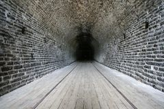 Brockville Railway Tunnel Stock Photography