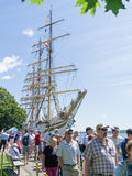 Brockville Tall Ships Festival 2 Royalty Free Stock Photography