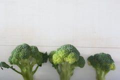 Brocolies 库存照片