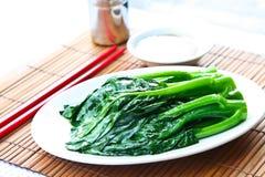 brocolli κινέζικα Στοκ φωτογραφίες με δικαίωμα ελεύθερης χρήσης