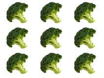 brocolli 免版税库存图片