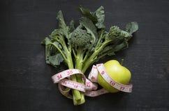 Brocolli diet Royalty Free Stock Photography