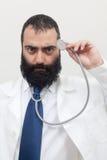brod potomstwa doktorscy męscy Fotografia Stock