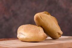 Broden van brood Stock Afbeeldingen
