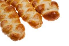Broden van eigengemaakt brood Royalty-vrije Stock Afbeeldingen