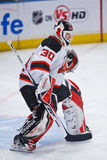 Brodeur Glove Save royalty free stock photos