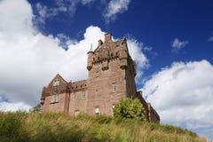 brodick城堡 库存图片